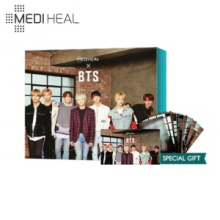 MEDIHEAL Calming Care Special Set 3items [BTS Edition],MEDIHEAL